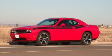 Essai Dodge Challenger RT