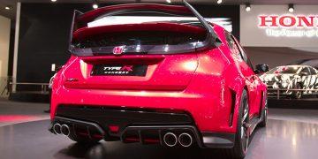 Genève 2014 Honda Civic Type R Concept