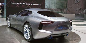 Genève 2014 Maserati Alfieri Concept