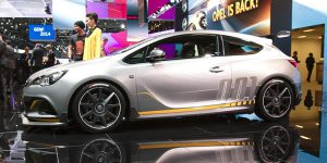 Genève 2014 Opel Astra OPC Extreme