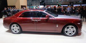 Genève 2014 Rolls Royce Ghost Series II
