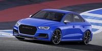 Audi A3 clubsport quattro concept