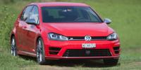 Essai VW Golf VII R
