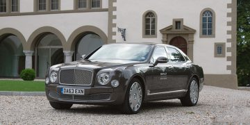 Essai Bentley Mulsanne aristocrate