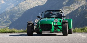 Caterham Seven 485R Roadster Radical