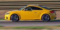 Essai Audi TTS