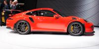 Geneva 2015 Porsche GT3 RS