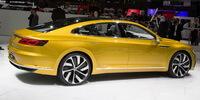 VW Concept Sport Coupe GTE