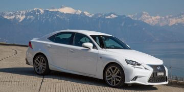 Essai Lexus IS 300h F-Sport