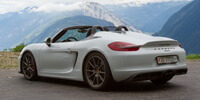 Essai Porsche Boxster Spyder 981