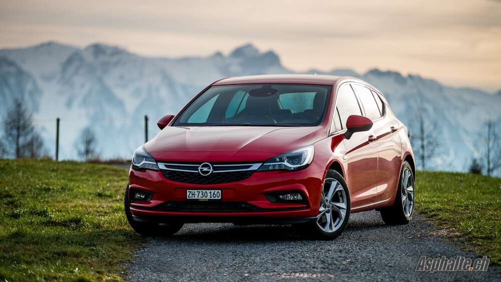 Essai Opel Astra 1.6 CDTi