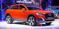 Genève 2016: Audi Q2