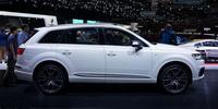Audi SQ7 Genève 2016