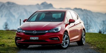 Essai Opel Astra K