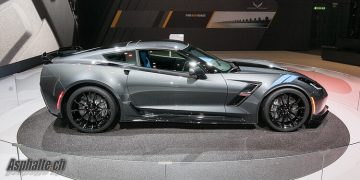 Salon Geneve 2016 Chevrolet Corvette Grand Sport