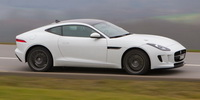 Essai Jaguar Type F Coupé