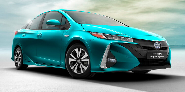 Toyota Prius 4 Plug-in Hybrid