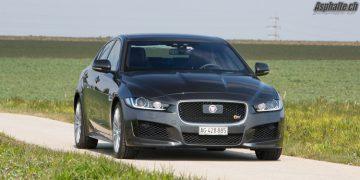 Essai Jaguar XE 3.0 S/C