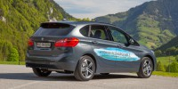 Essai BMW 225 xe hybride