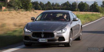 Essai Maserati Ghibli S Q4