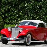 Mercedes 320 cabriolet A 1937, Concurrent: Norberto Ferretti (I)