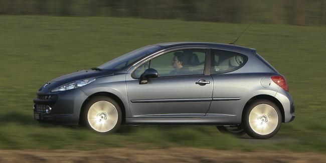 Essai Peugeot 207 XSi