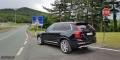 Essai Volvo XC90 T8 Passo Futa