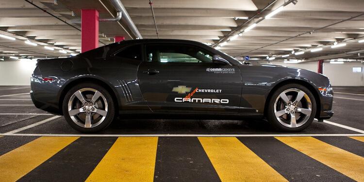Essai Chevrolet Camaro 2 SS
