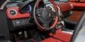 McLaren mercedes SLR Roadster IAA 2007 intérieur
