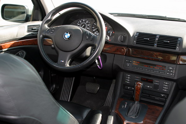essai longue dure bmw 540i touring intrieur traditionnel