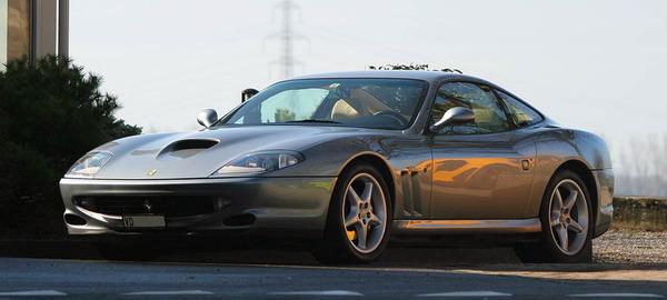 Essai longue durée - Ferrari F550 Maranello