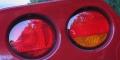 Essai Corvette C6 phares arrière