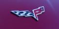 Essai Corvette C6 logo
