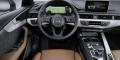 Audi A5 Sportback 2017 B9 intérieur cuir brun