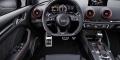 Audi RS3 Berline intérieur tableau de bord