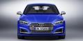 Audi S5 Sportback 2017 B9 Bleu Ara