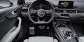 Audi S5 Sportback 2017 B9 intérieur cuir gris