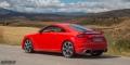 Essai Audi TT RS