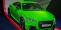 Audi TT RS Vert Lime Green