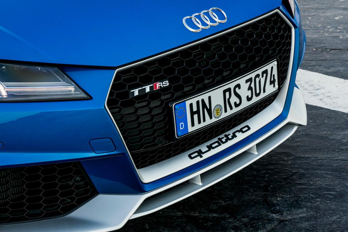 Audi TT RS pack aluminum quattro