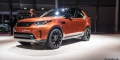 Land Rover Discovery mk5 2017