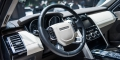 Land Rover Discovery mk5 2017 tableau de bord