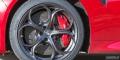 Alfa Romeo Giulia Quadrifoglio disque frein céramique