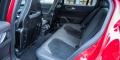 Essai Alfa Romeo Giulia Quadrifoglio sièges arrière