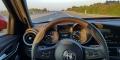 Essai Alfa Romeo Giulia Quadrifoglio compteurs