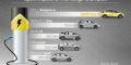 Opel Ampera-e autonomie Zoe i3 e-Golf Leaf