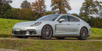 Essai Porsche Panamera 2016 4S Turbo
