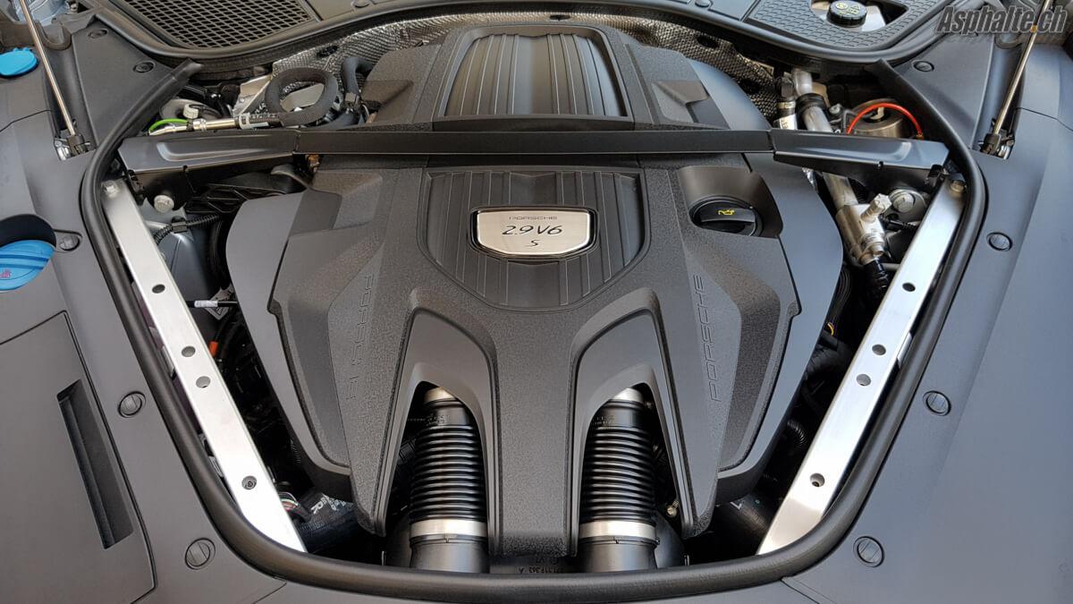 Essai Porsche Panamera 4S 2016
