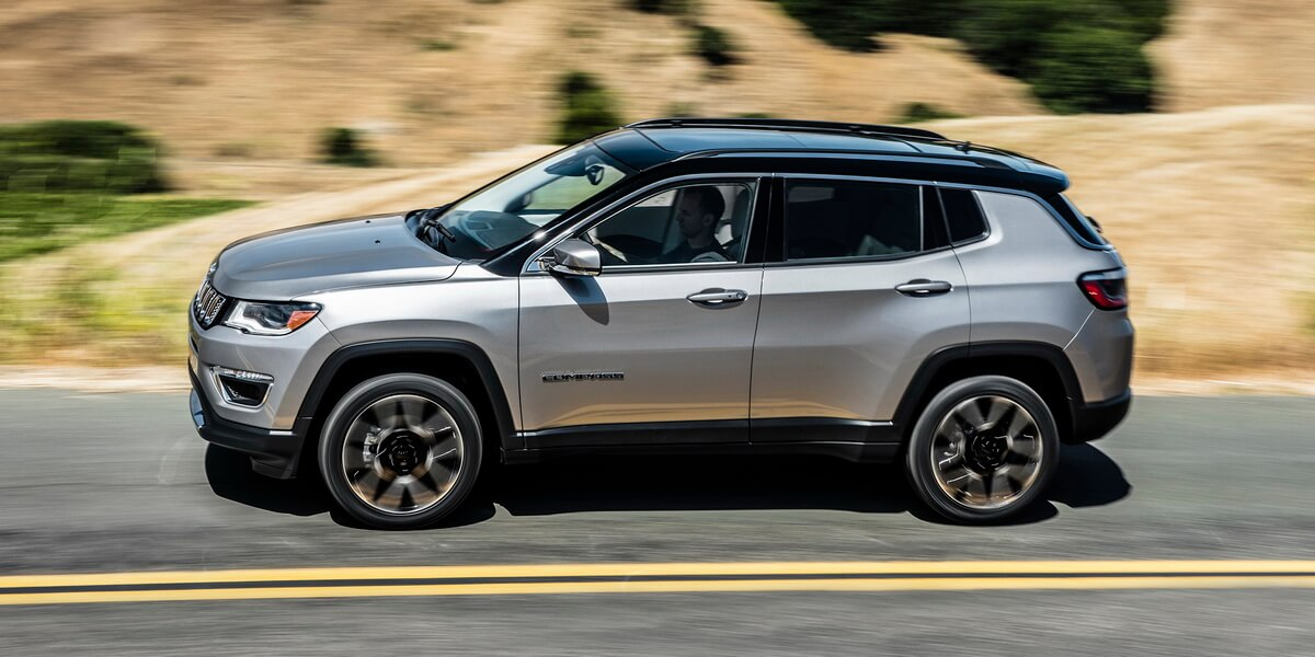 Jeep Compass Limited 2017
