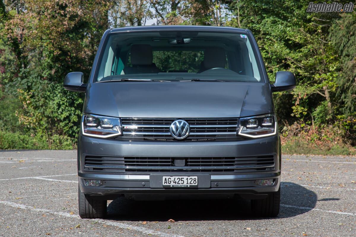 Essai VW Multivan T6 2.0 bi-TDI 204ch